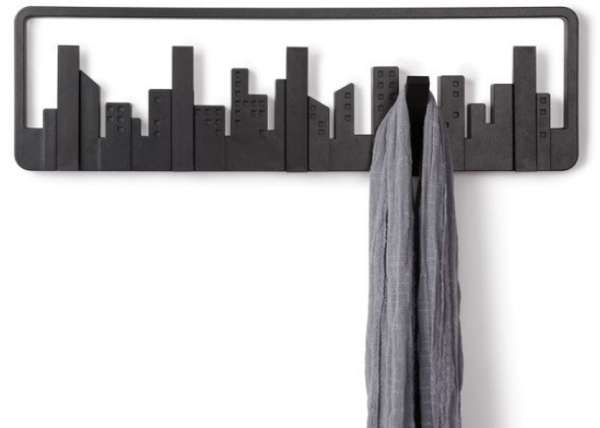 Cityscape Clothing Racks