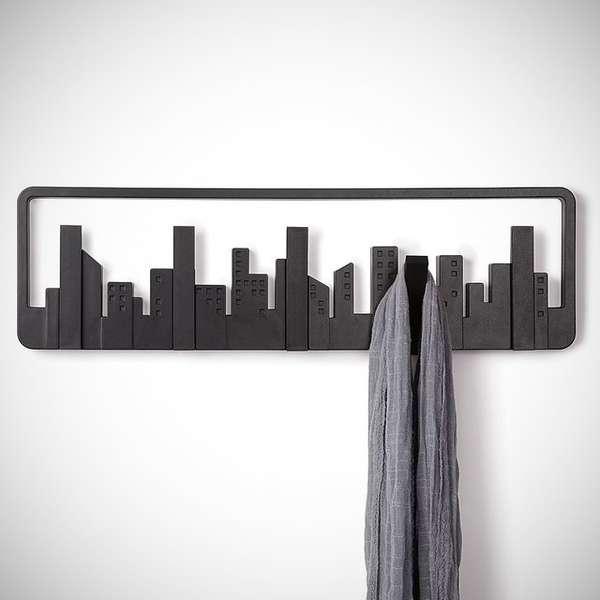 Shadowed Cityscape Hooks