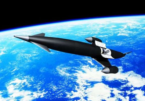 Skylon space plane