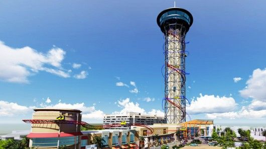 Gargantuan Roller Coasters