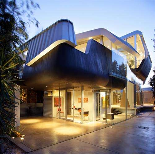 skywave house