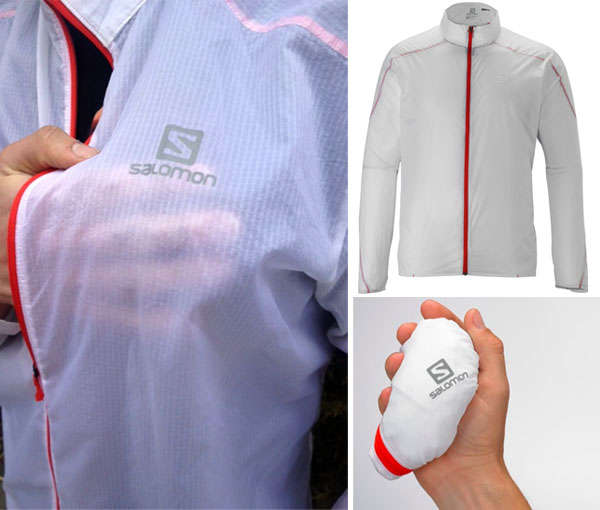 Ultra-Thin Windbreakers