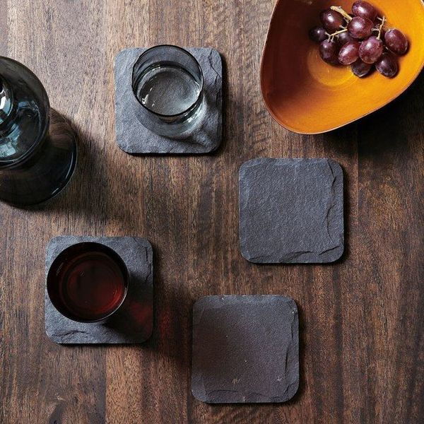 Rustic Tablet Coasters
