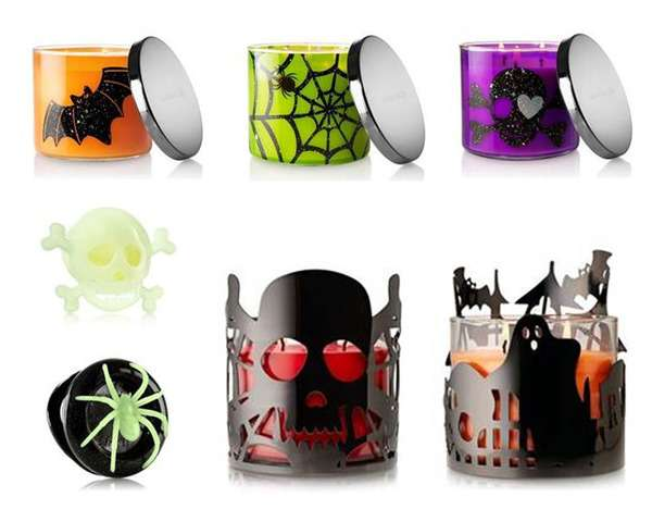Slatkin & Co Halloween Candles