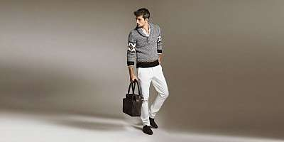 Sleek Gray Lookbooks