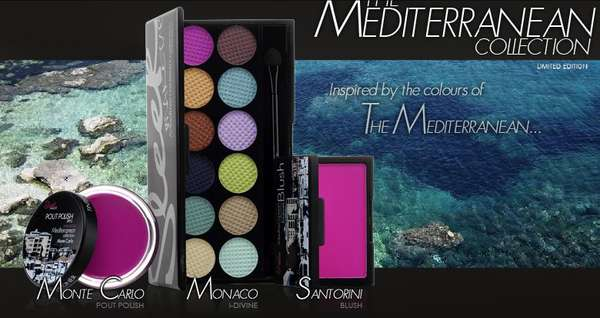 Sleek Mediterranean Collection