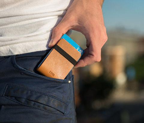Pocket-Free Wallets