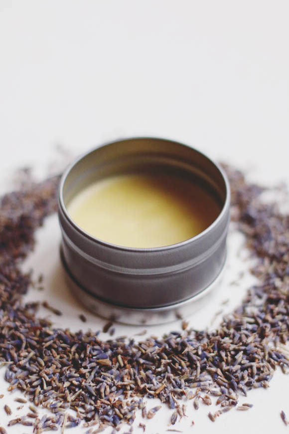 DIY Lavender Sleep Aids