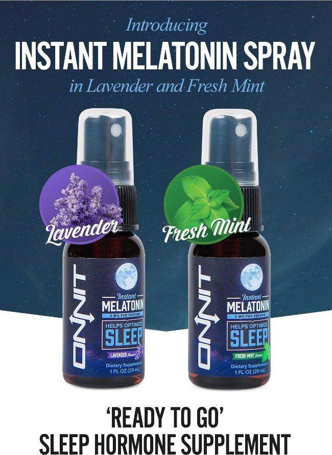 Sleep Hormone Sprays