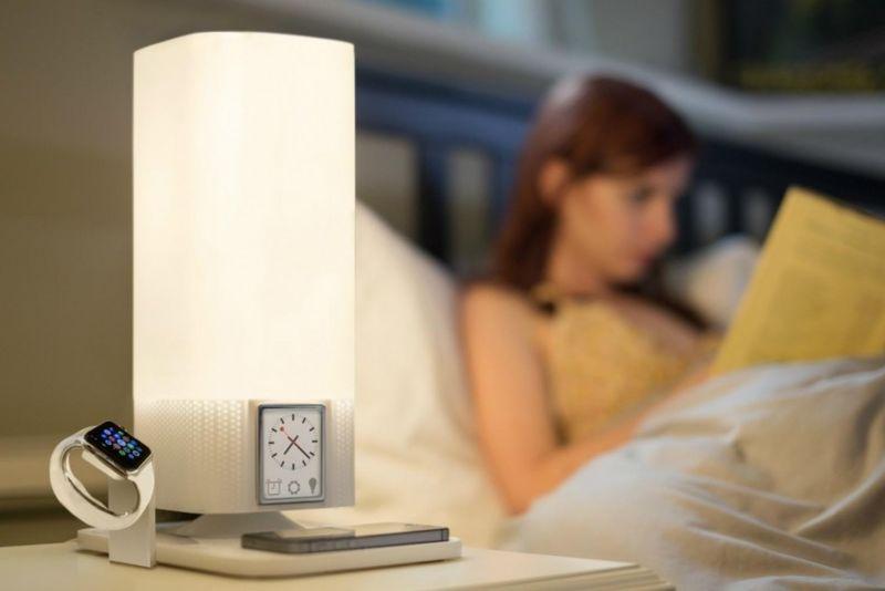 Multitasking Smart Lighting