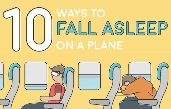 Air Travel Sleeping Guides