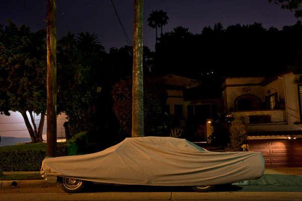 Slumbering Vehicle Photoshoots