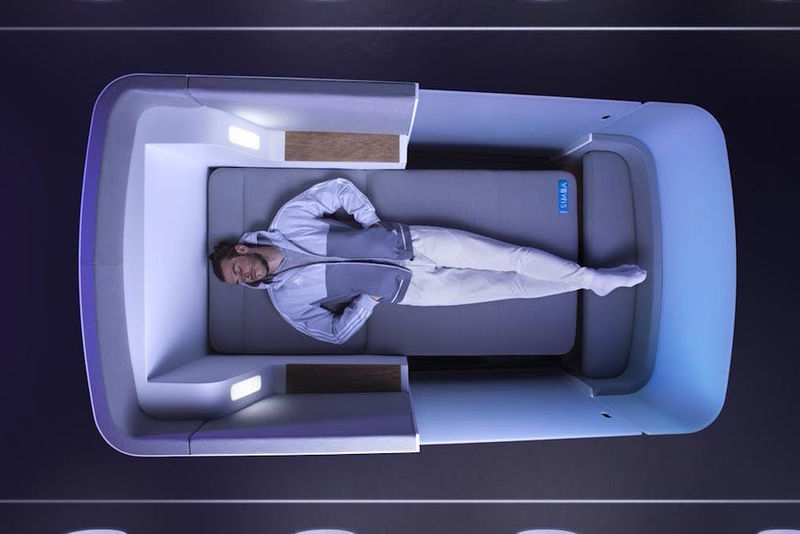 Reengineered Airline Beds