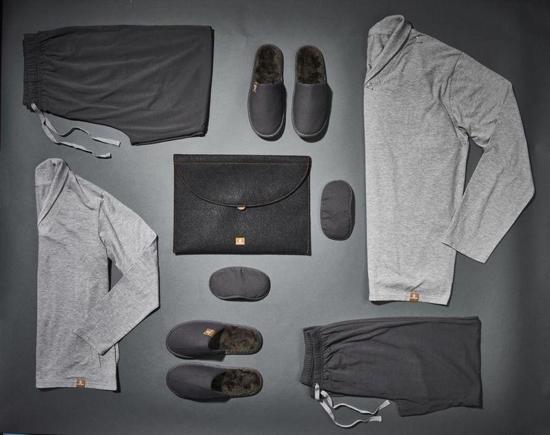 Moisturizing Airline Pyjamas