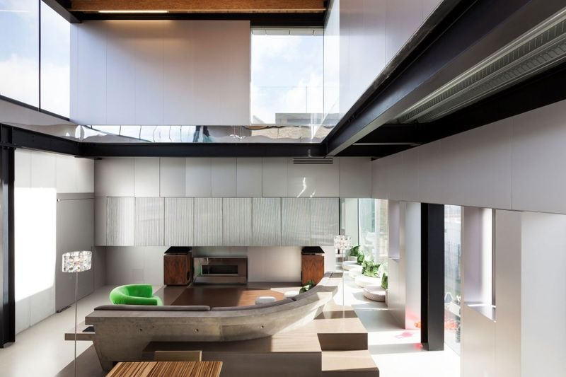 Contemporary Slender Homes