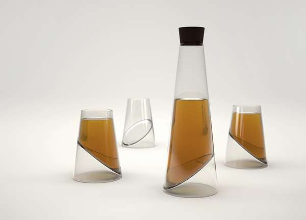 Floating Carafe Bottoms