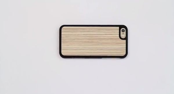 Slick Wrapping iPhone Cases
