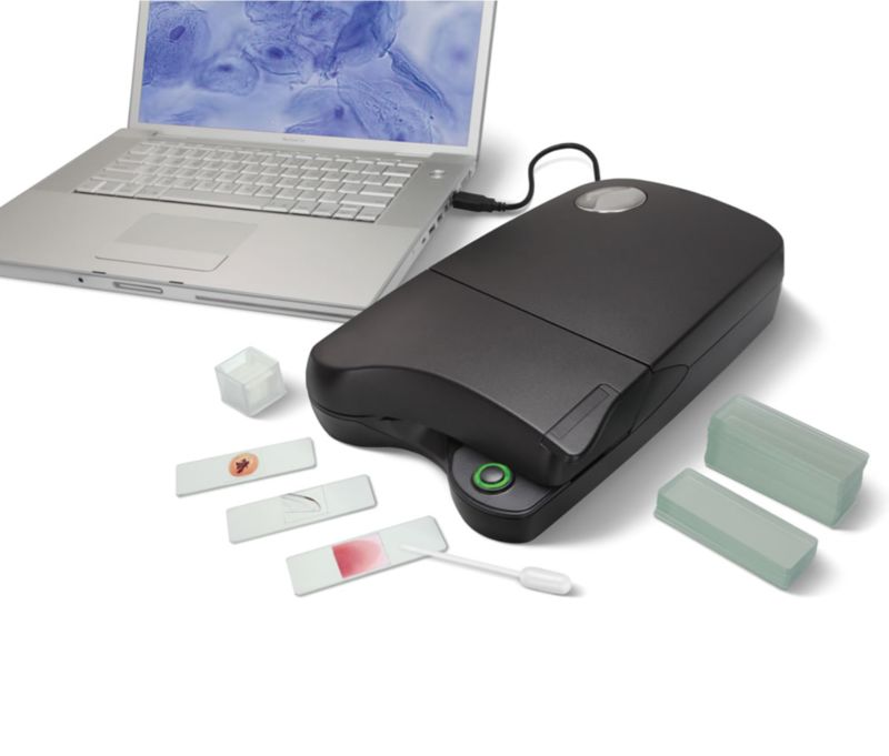 Bacteria-Scanning Peripherals