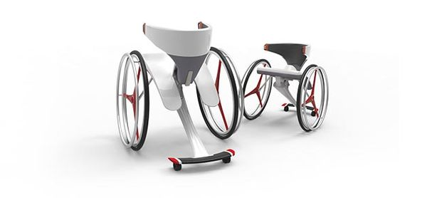 Slide Wheelchair