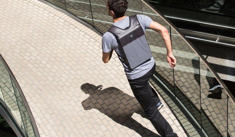 Ultra-Slim Backpacks