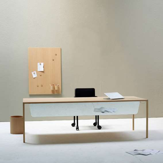 Minimalist Home Offices