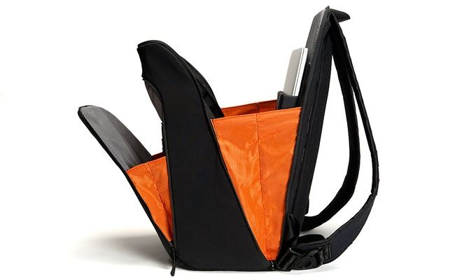 Minimalist Commuter Backpacks