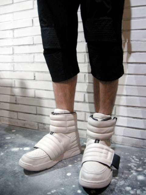 Michelin Man High-Tops