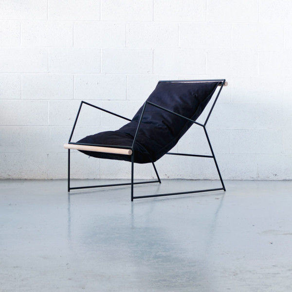 Cloud-Like Sling Chairs