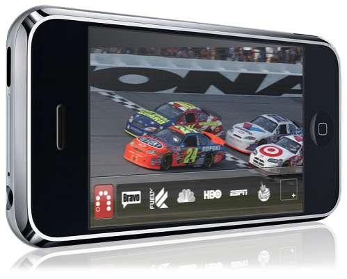 iPhone TVs