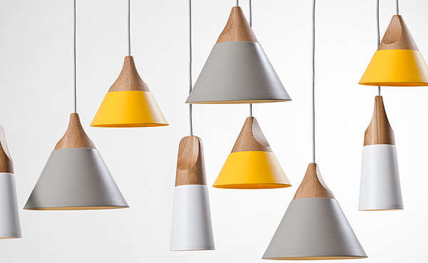 Conical Pendant Lights