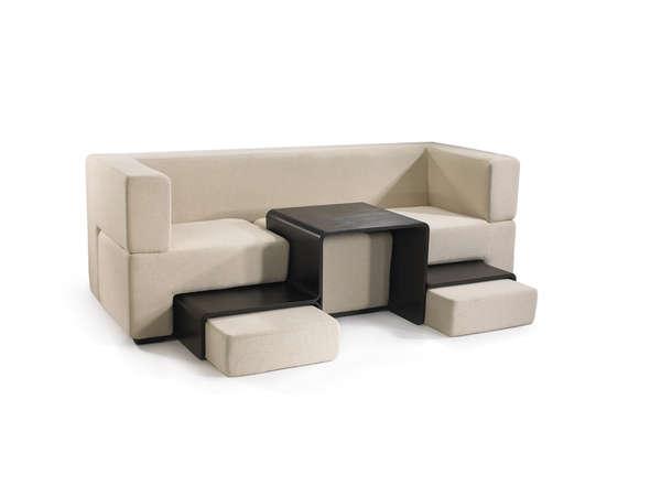 Tetris-Style Seating