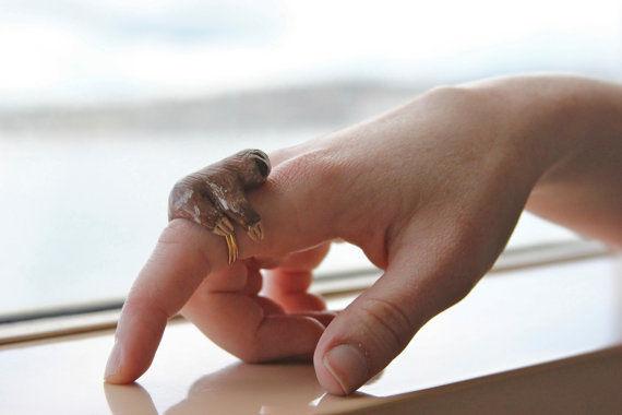Exotic Animal Jewelry