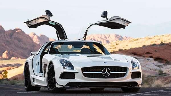Stylish Sport Supercars