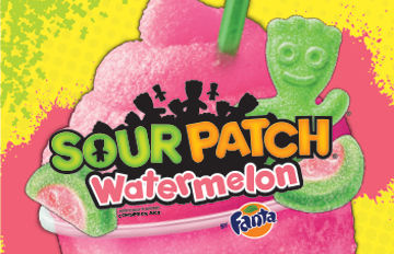 Candy-Flavored Slushies