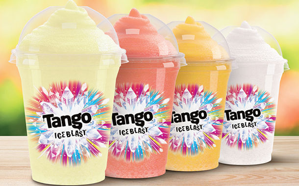 Celebratory Frozen Drink Flavors