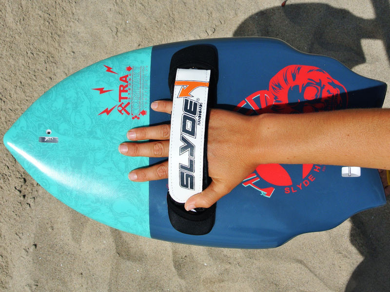 Handheld Surfboard Designs