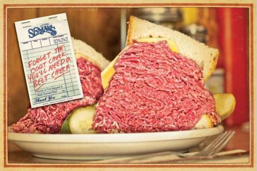 Epic Salami Sandwiches