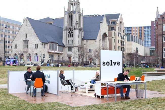 Campus Tour Hiring Campaigns