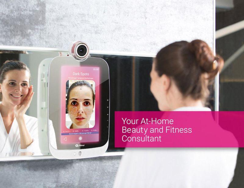 Digital Skin Analysis Mirrors