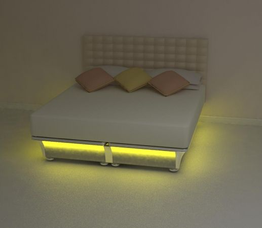 Unusual Hi-Tech Beds