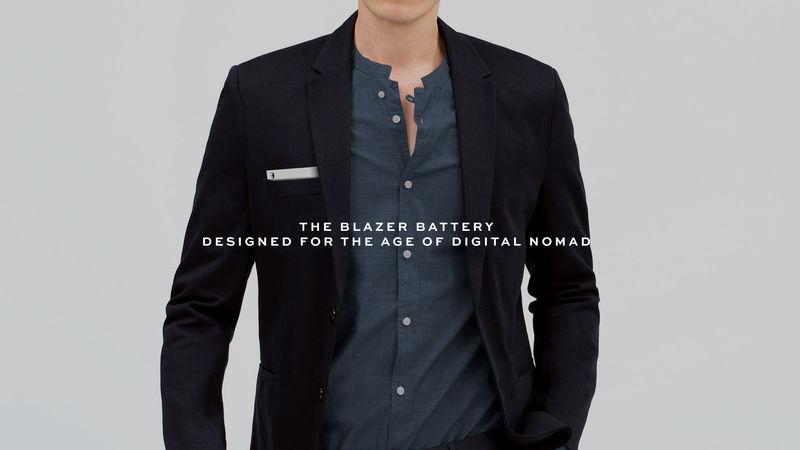 Battery-Powered Blazers