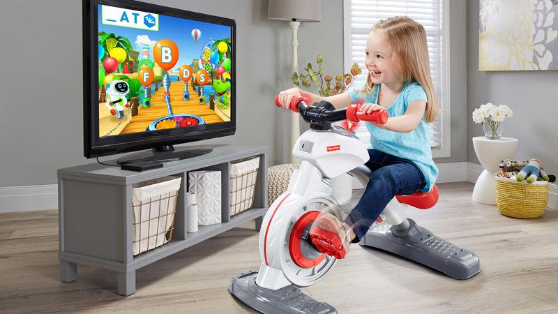 Children's Stationary Bike Toys