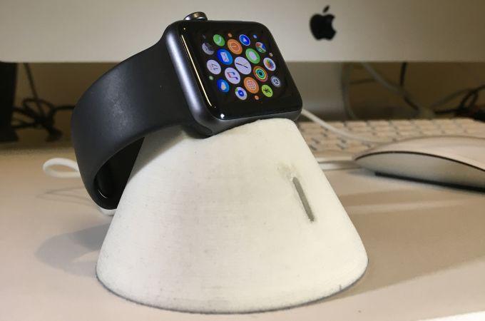 Intuitive Smartwatch Docks