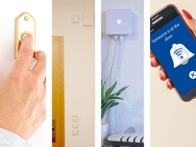 Wireless Smart Doorbell Systems