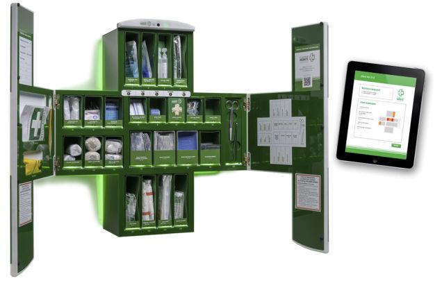 Intelligent First Aid Kits