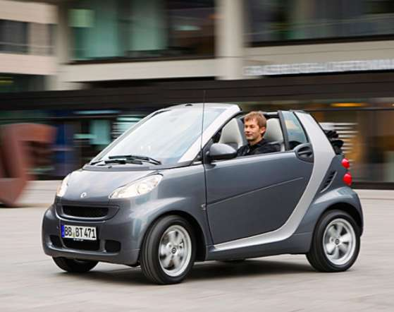 Smart ForTwo Pearl Gray