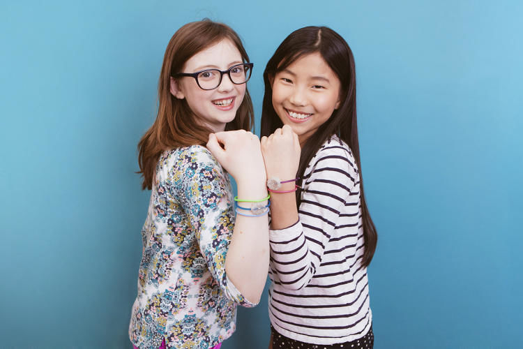 Smart Friendship Bracelets