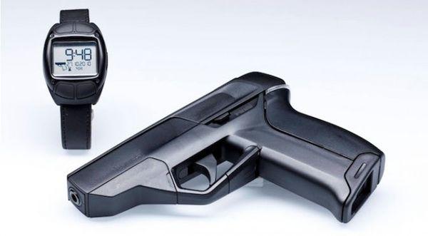 Dual Action Smart Guns