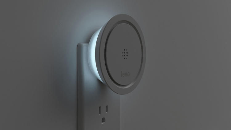 Alarm-Connected Lighting