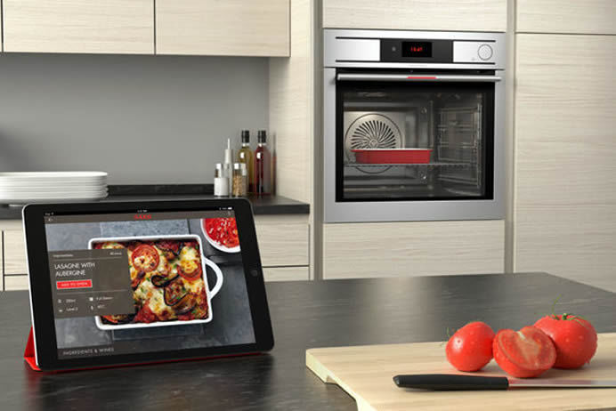 Hyperconnected Ovens